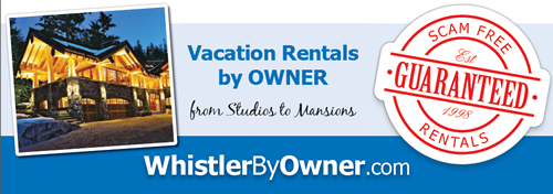 Whistler VRBO Scam Free Vacation Rentals