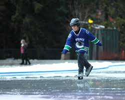 Whistler Skating Hockey